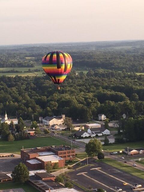 balloon over rootstown1